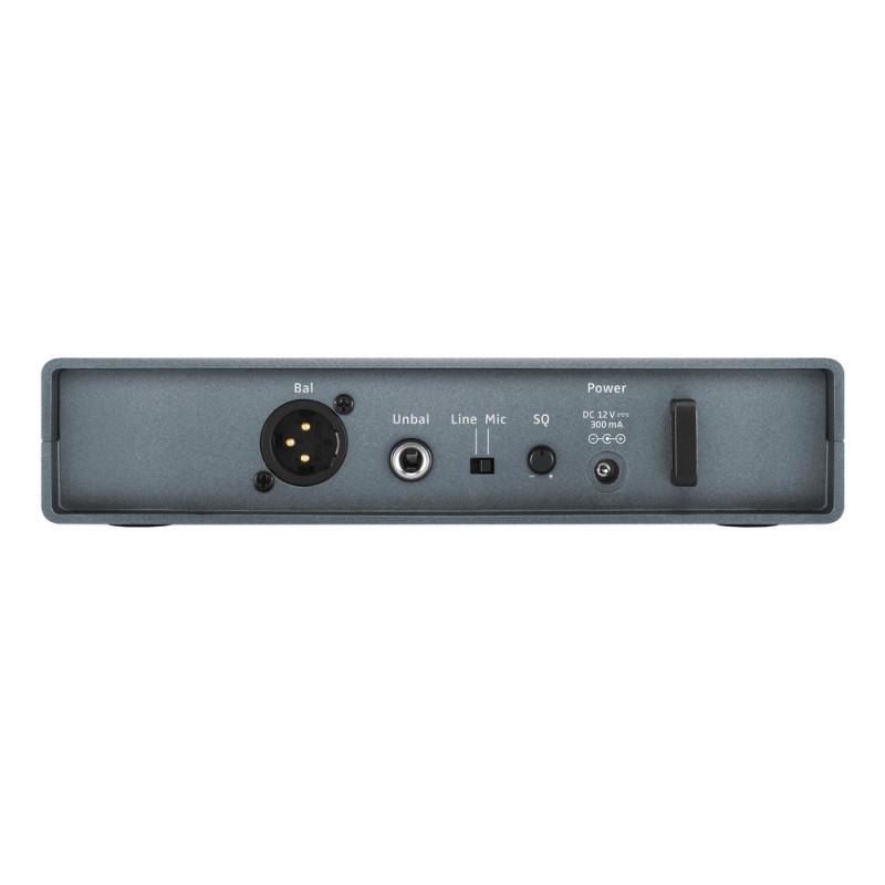 Радиосистема Sennheiser XSW 1-ME3-A, Черный