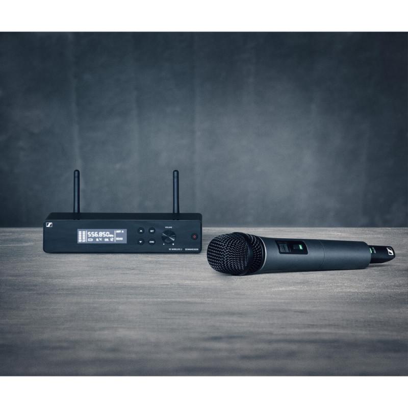 Радиосистема Sennheiser XSW 2-865-A, Черный