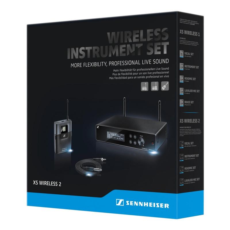 Радиосистема Sennheiser XSW 2-CI1-A, Черный