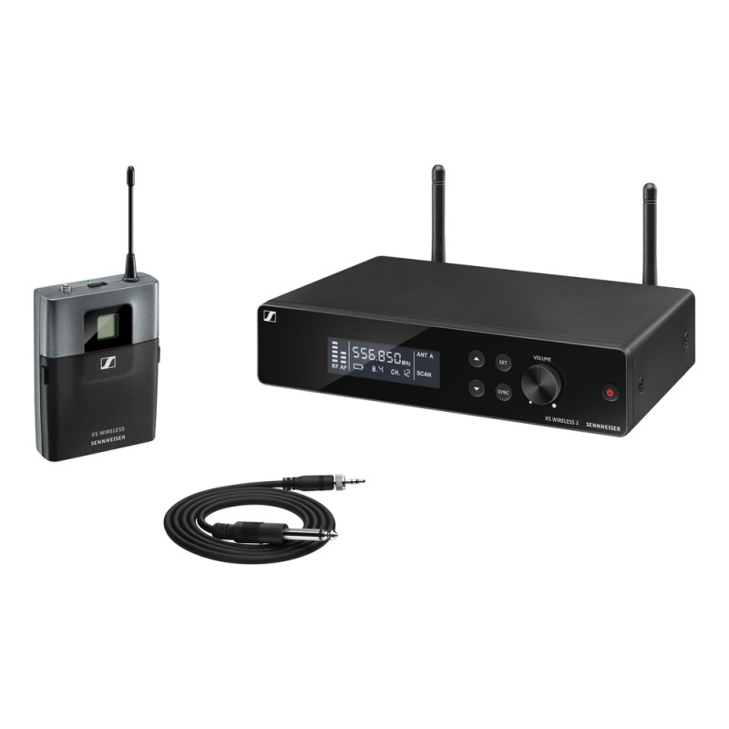 Радиосистема Sennheiser XSW 2-CI1-B, Черный
