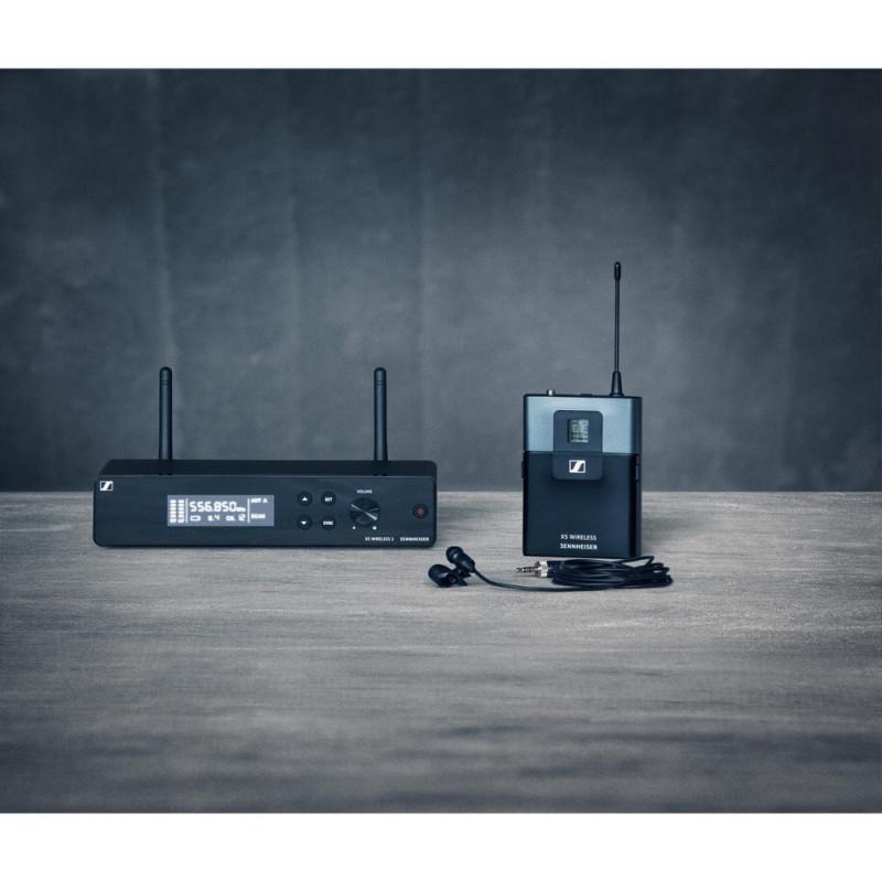 Радиосистема Sennheiser XSW 2-ME2-A, Черный