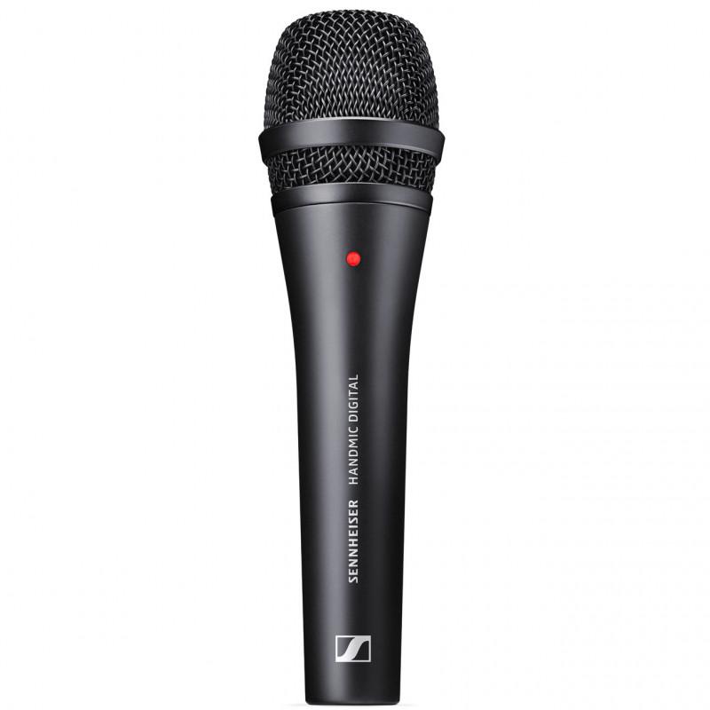 Микрофон Sennheiser HANDMIC DIGITAL (Apple версия), Черный