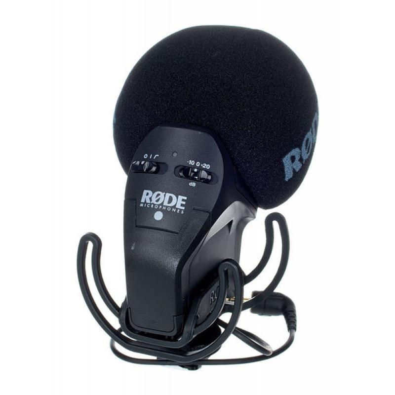 Микрофон Rode VideoMic Pro Rycote