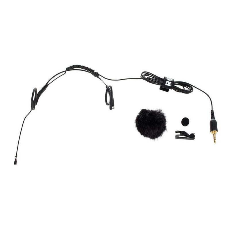 Микрофон Rode HS2BL, Черный
