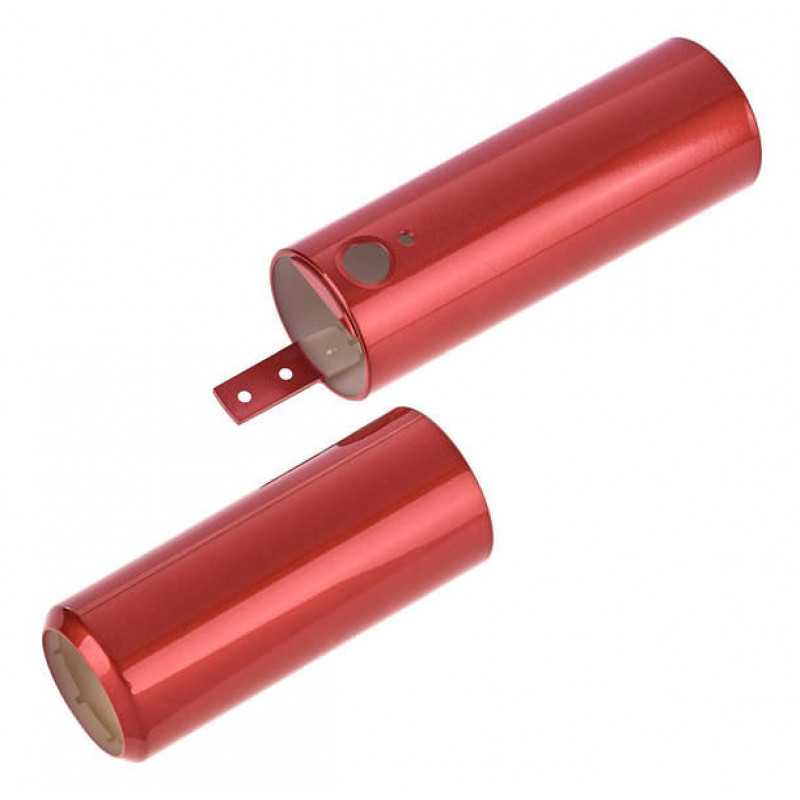 Корпус для передатчика SHURE WA713-RED, Красный