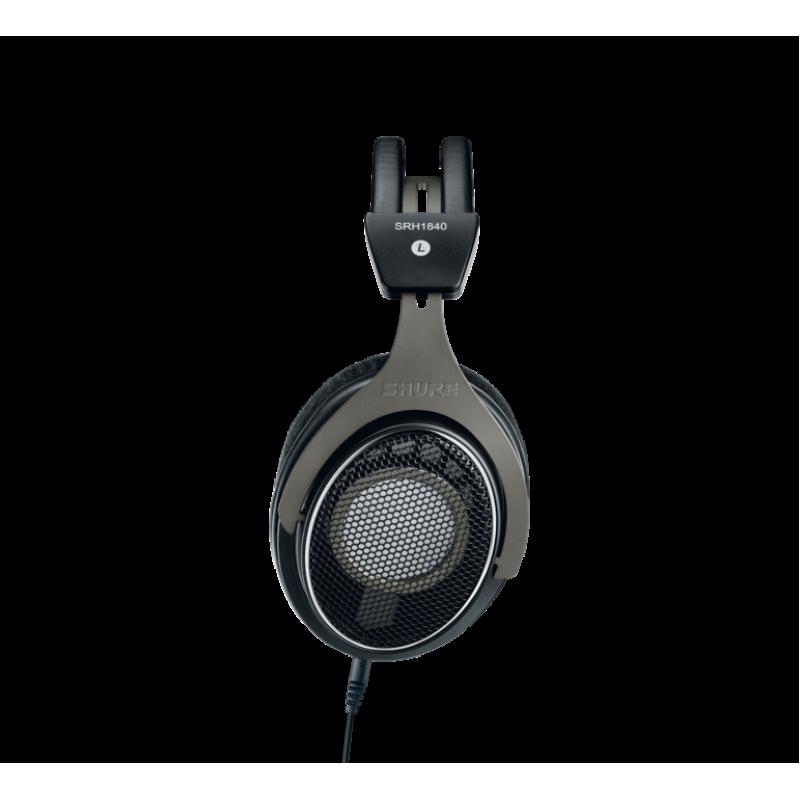 Наушники SHURE SRH1840-BK, Черный