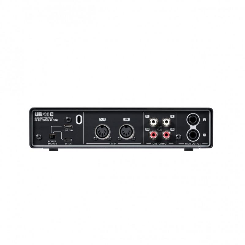 Аудио-интерфейс USB3.0 Steinberg UR24C