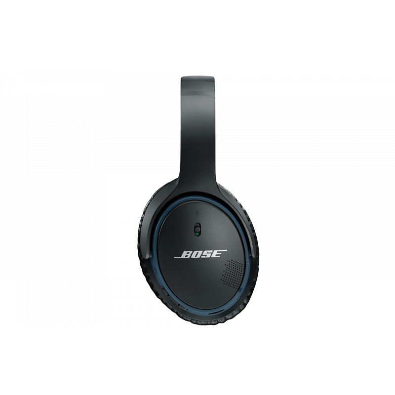 Беспроводные накладные наушники BOSE SoundLink II, Черный