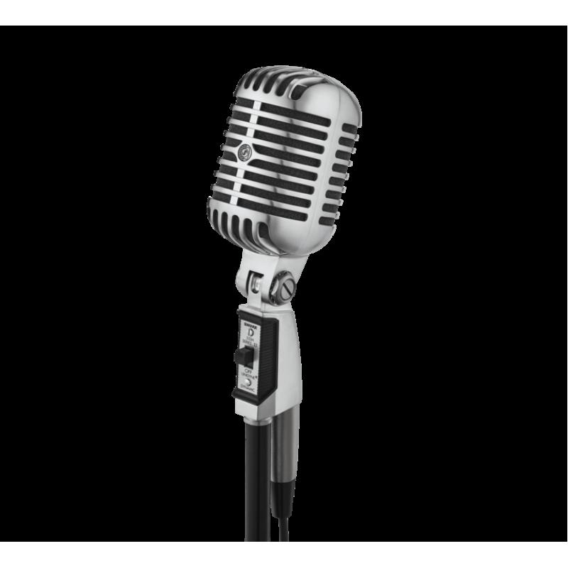 Микрофон SHURE 55SH SERIES II