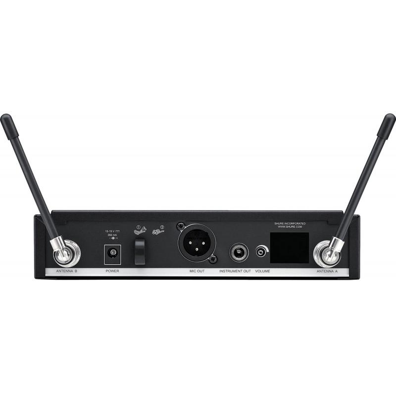 Радиосистема SHURE BLX24RE/B58 M17, Черный