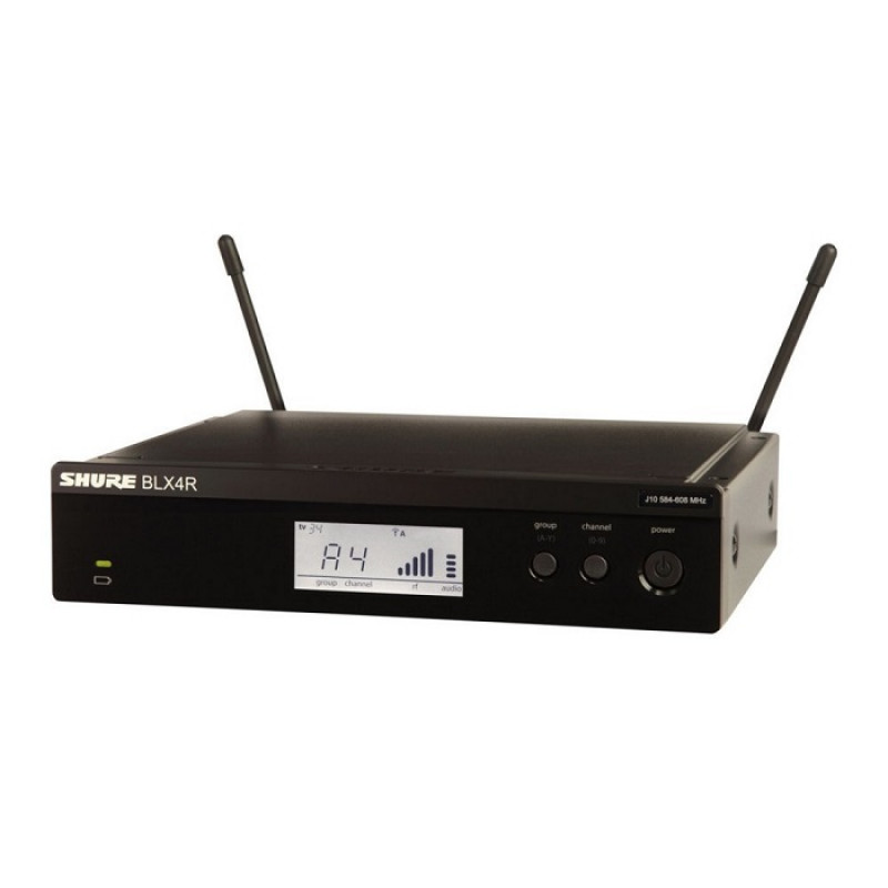 Радиосистема SHURE BLX14RE/P31 M17 662-686 MHz