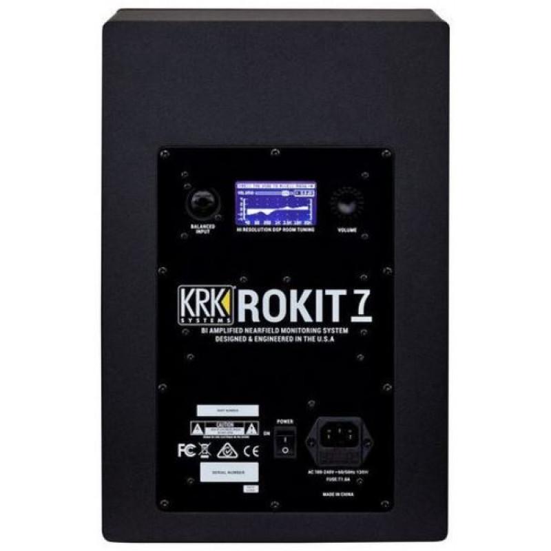 Студийный монитор KRK RP7G4, Черный