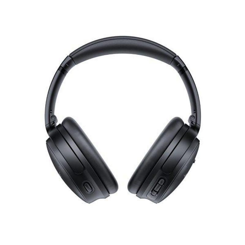 Беспроводные накладные наушники BOSE QuietComfort 45, Черный