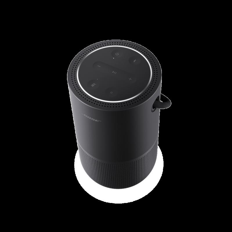 Система акустическая BOSE Portable Home Speaker, Черный