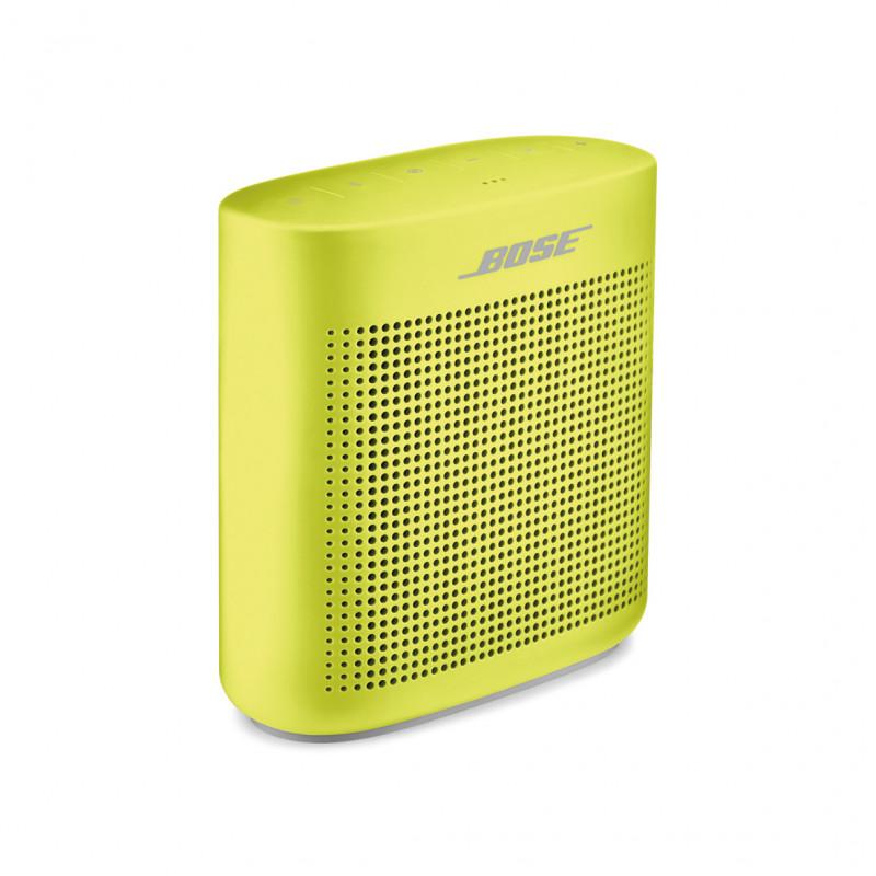 Система акустическая портативная BOSE SoundLink Color II, Жёлтый