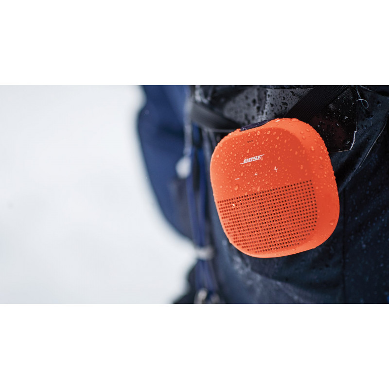 Система акустическая портативная BOSE SoundLink Micro, Синий
