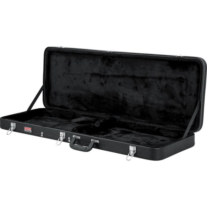 Кейс для электрогитары Gator GWE-ELEC-WIDE