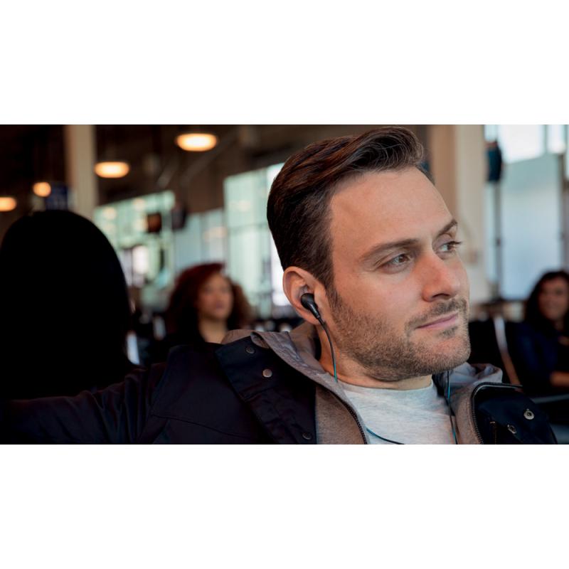 Наушники BOSE QuietComfort 20 для Samsung и Android, Черный