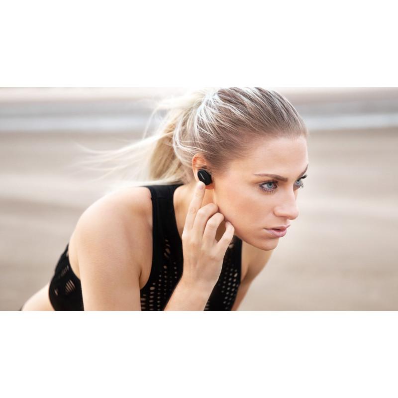 Полностью беспроводные наушники вкладыши BOSE Sport Earbuds, Бирюзовый