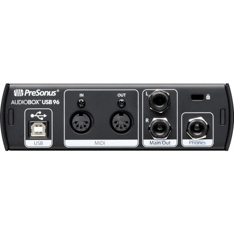 Аудио-интерфейс PreSonus AudioBox 96 ULTIMATE
