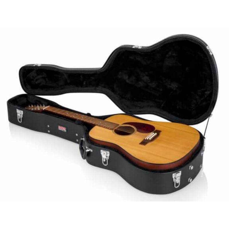 Кейс для акустической гитары Gator GWE-DREAD 12
