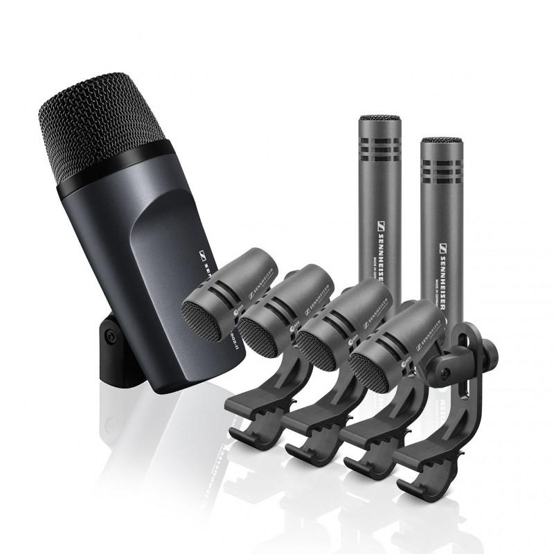 Комплект микрофонов Sennheiser E 600 SERIES DRUM CASE