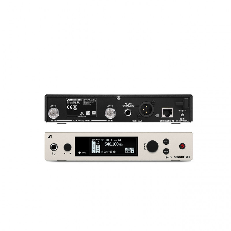 Радиосистема Sennheiser EW 500 G4-935-GW, Белый