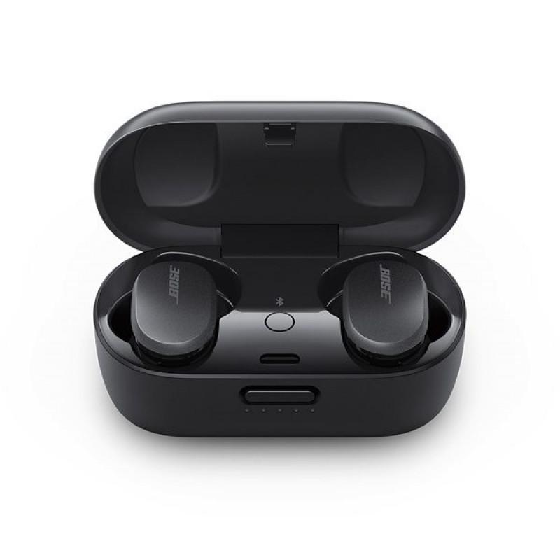 Полностью беспроводные наушники вкладыши BOSE QuietComfort Earbuds, Черный