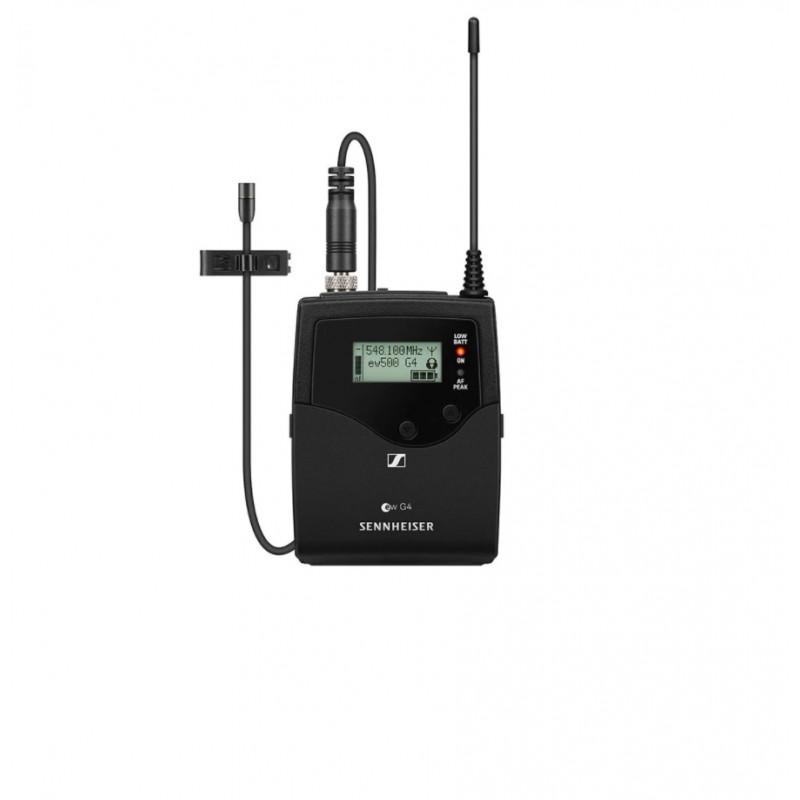 Радиосистема Sennheiser EW 512P G4-AW+, Черный