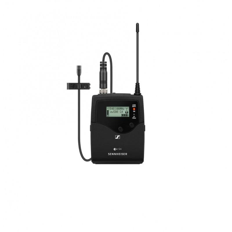 Радиосистема Sennheiser EW 500 FILM G4-AW+, Черный