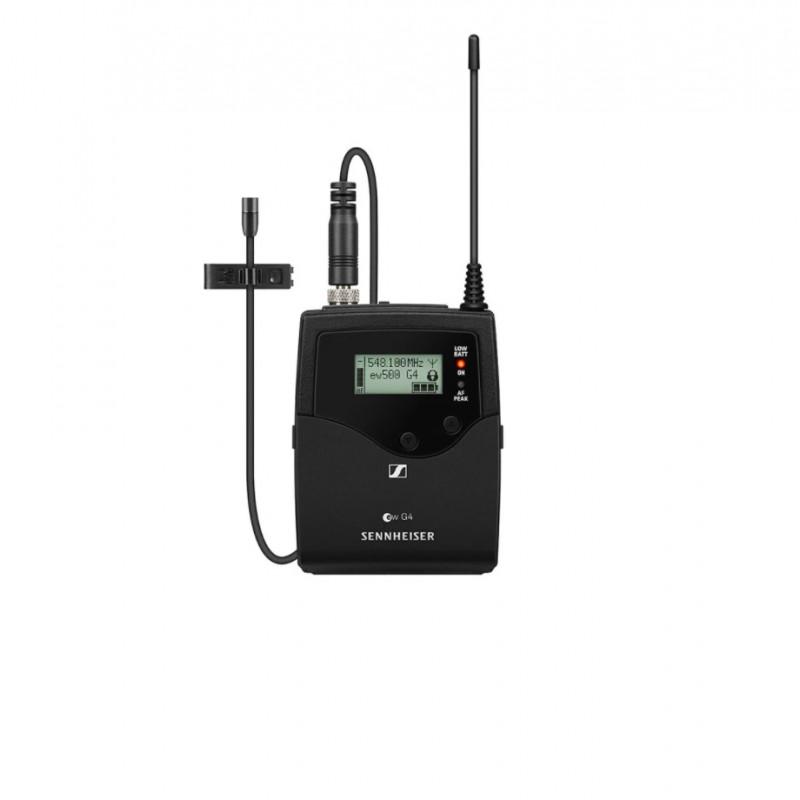 Радиосистема Sennheiser EW 500 G4-MKE2-AW+, Белый