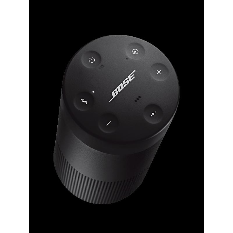 Система акустическая портативная BOSE SoundLink Revolve II, Черный