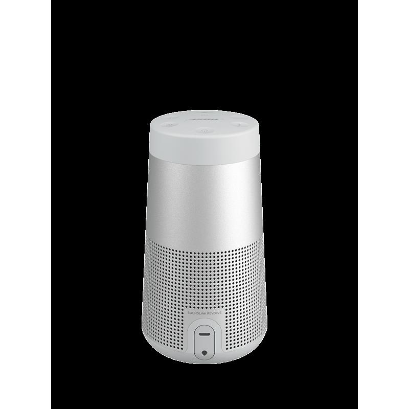 Система акустическая портативная BOSE SoundLink Revolve II, Серебристый