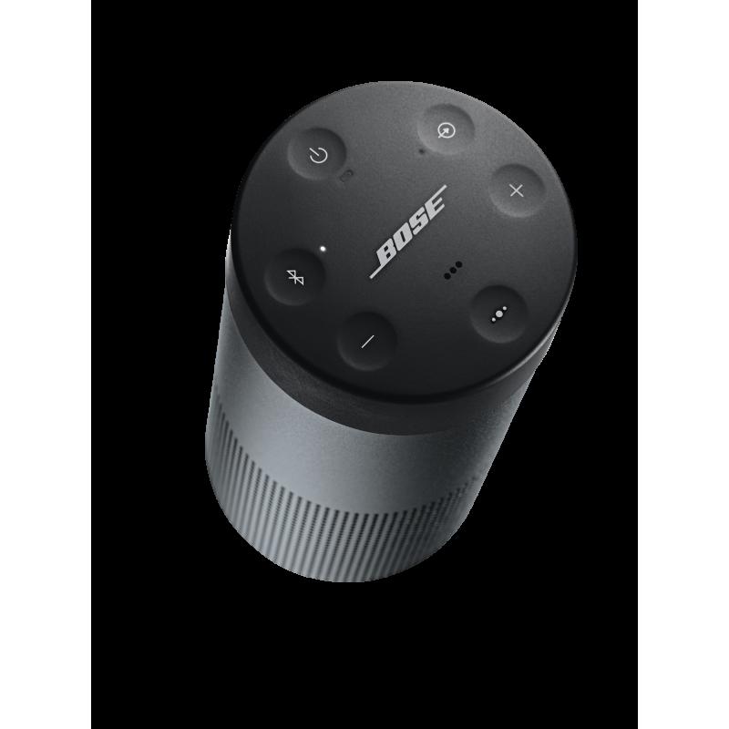 Система акустическая портативная BOSE SoundLink Revolve, Черный