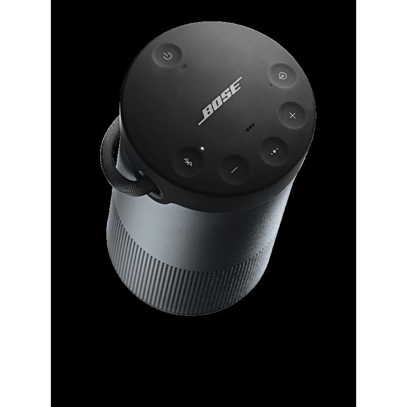 Система акустическая портативная BOSE SoundLink Revolve PLUS , Черный